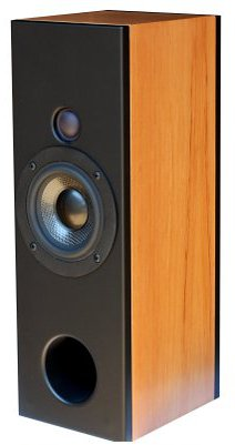 Role Audio in Spanish cedar finish