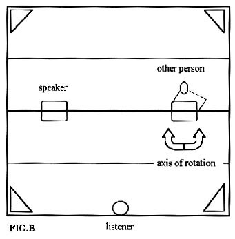 in room nearfield speaker positions