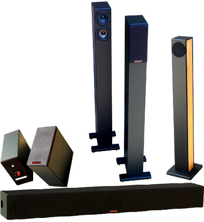 Role Audio Sampan Series loudspeakers